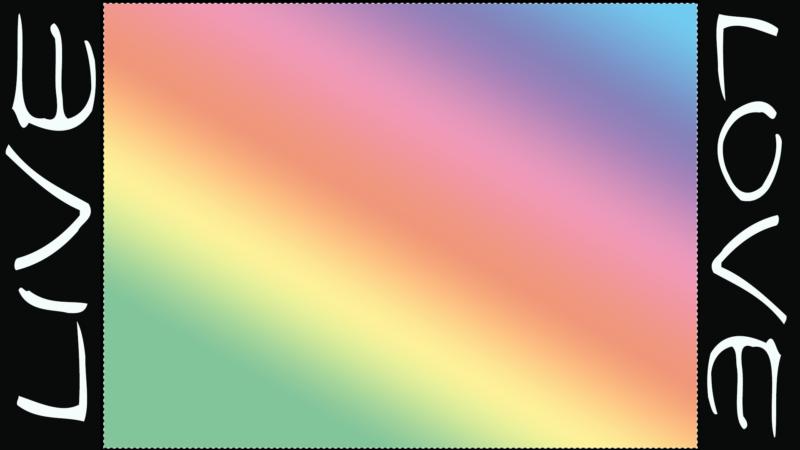 Rainbow Gradient Overlay